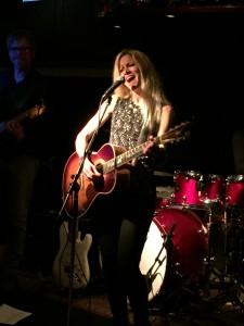Nilla Nielsen live i Helsingborg 20/11 2015