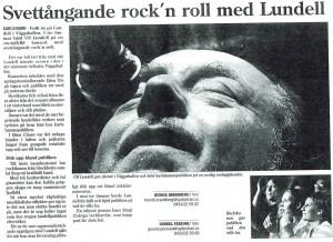 010301 - Sydöstran - Ulf Lundell