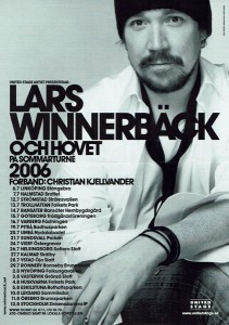 06 - Poster - Lars Winnerbäck
