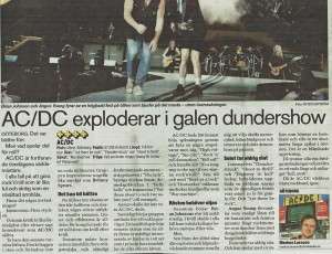 090622 - Aftonbladet - ACDC