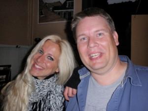 100827 - Nilla Nielsen & jag