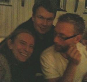 101023 - Dan Hylander, Peter Hemgard, Mattias Nilsson 2