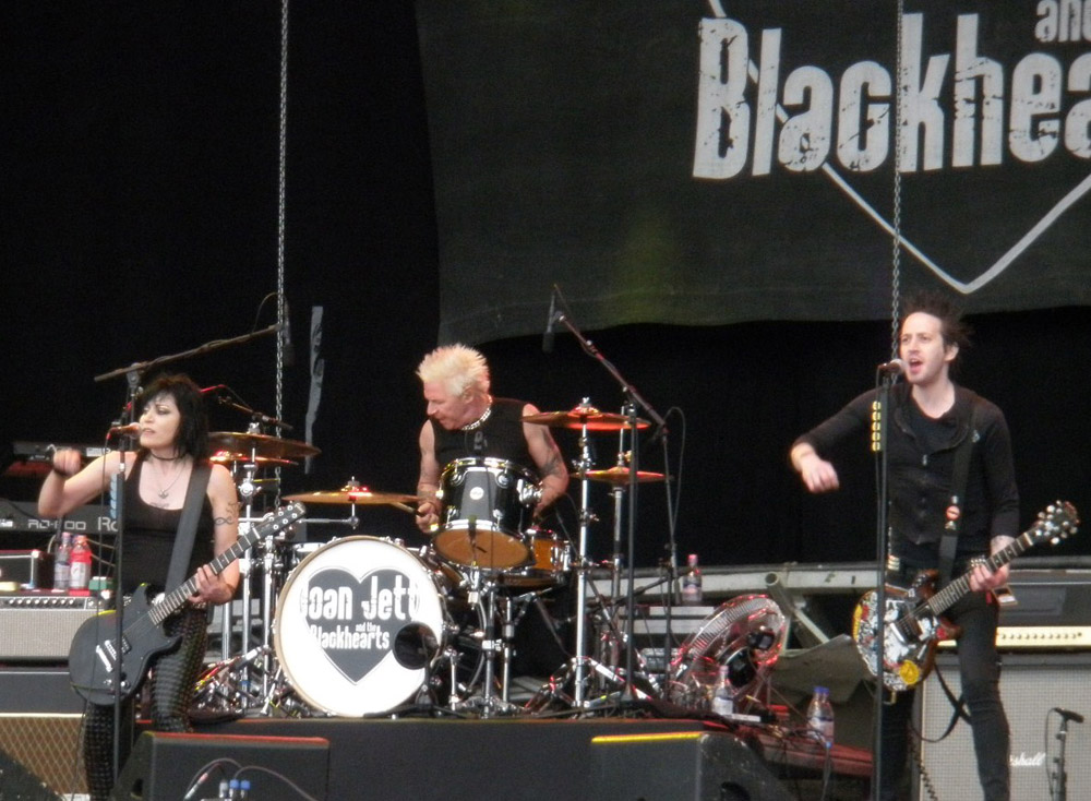 Joan Jett & The Blackhearts 110609