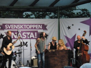 Pernilla Andersson 110712