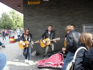 110713 Dan Hylander, Janne Bark, Calle Kristiansson