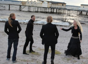 120715 - Nilla Nielsen Band - strand 1