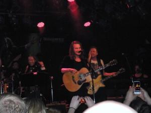 Dan Hylander & Orkester 120316 (med Calle Kristiansson)