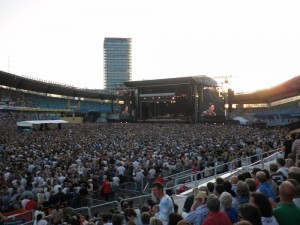 Bruce Springsteen & The E Street Band 120727