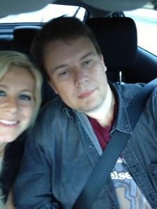 120930 Nilla Nielsen & Peter Hemgard