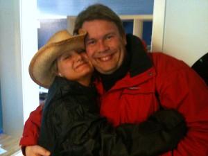 2012 Annicka Engblom & Peter Hemgard (Sweden Rock Festival)