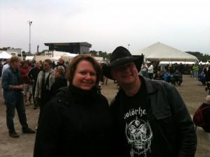 2012 Camilla & Magnus Gärdebring (Sweden Rock Festival)