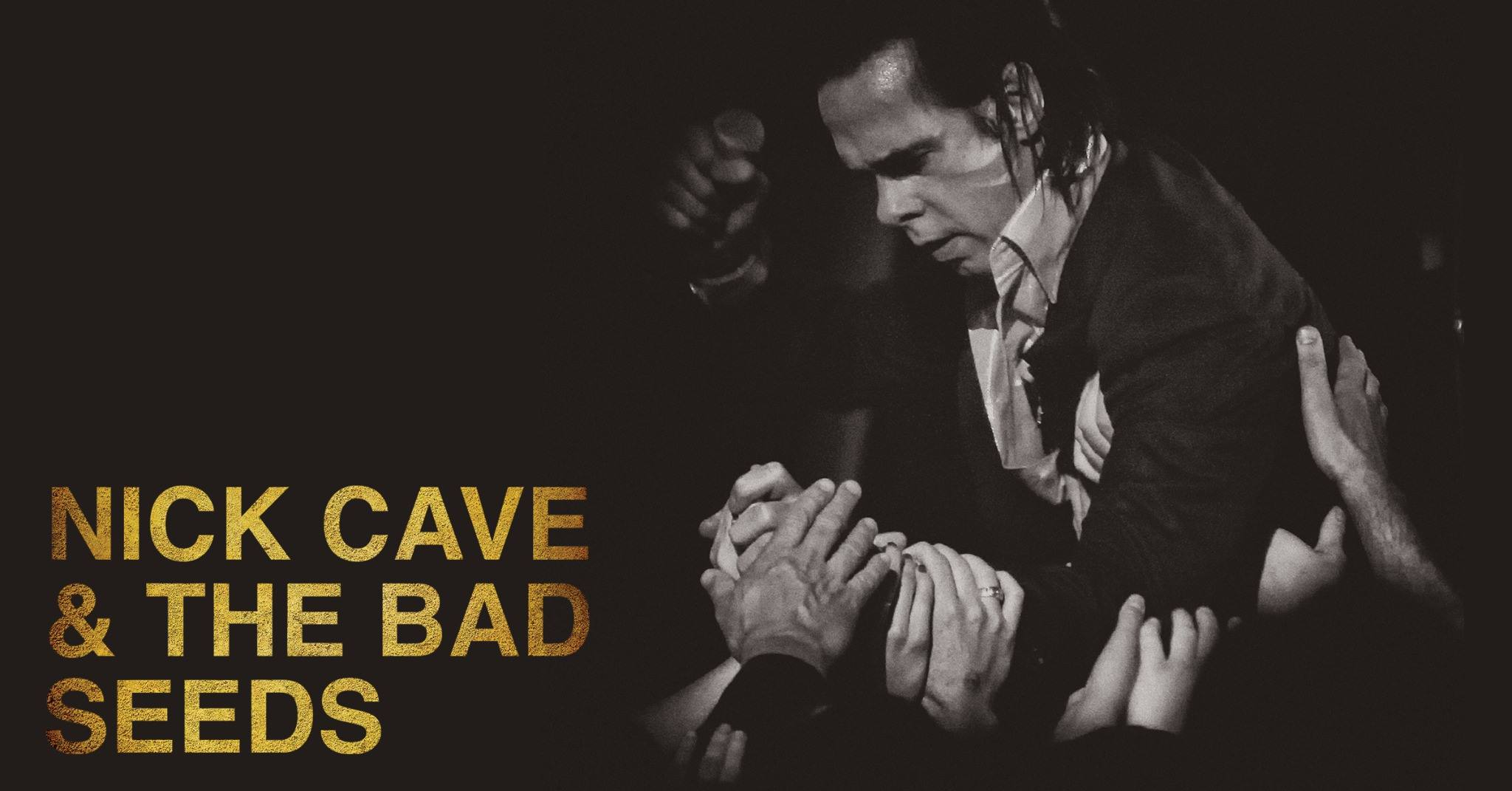 Nick Cave And The Bad Seeds - Ritz Stockholm, April 23, 1987